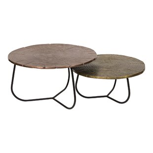 Bradberry 2 Piece Nesting Tables Set
