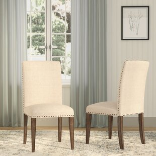 Wilmington Upholstered Dining Chair (Set of 2) DarHome Co