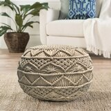 20 Round Pouf Ottoman by Affinity Linens