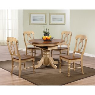 Huerfano Valley 5 Piece Dining Set