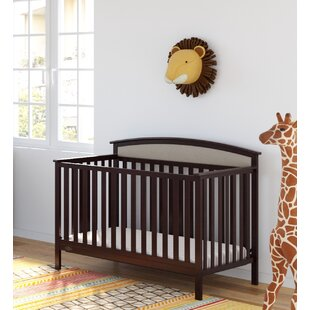 Graco Benton Semi-Upholstered 5-in-1 Convertible Crib by Graco