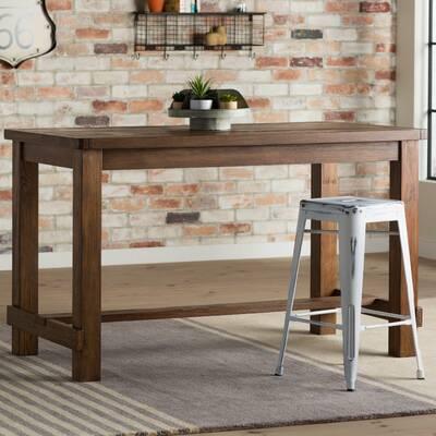 Enjoyable Schweitzer Sofa Pub Table Joss Main Cjindustries Chair Design For Home Cjindustriesco