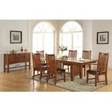 Fort Kent Extendable Dining Table by Loon Peak®