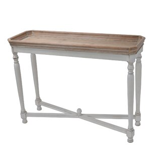 Alcott Hill Pelletier Mail Packing Console Table
