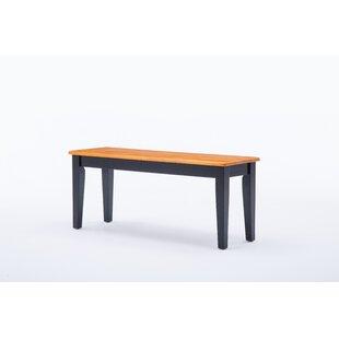 Weldy Wood Bench