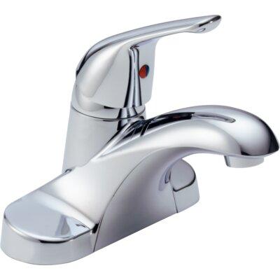 Delta Centerset Bathroom Chrome Faucet Chrome Centerset
