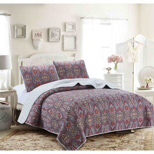 Warrenton Rerversible Coverlet Set