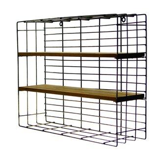 American Mercantile Soho Loft Wall Shelf