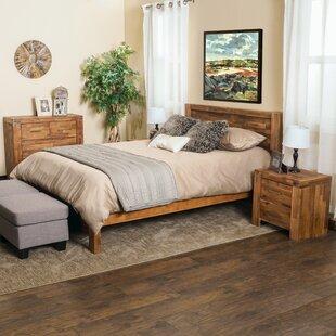 Montero Panel 4 Piece Bedroom Set by Home Loft Concepts