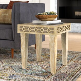 Chantelle End Table by Mistana
