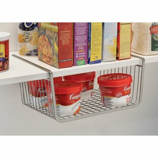 Rebrilliant Eisenman Kitchen Pantry Under Shelf Basket