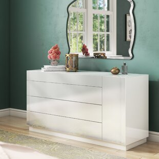 Brackenridge 4 Drawer Standard Dresser