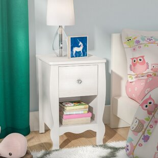 Order Malachi 1 Drawer Nightstand by Viv + Rae Reviews (2019) & Buyer's Guide