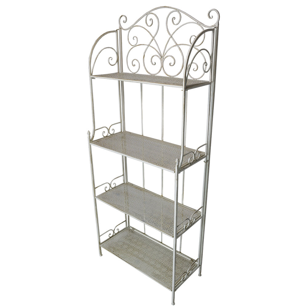 Leffel 4 Tier Baker S Rack Wayfair