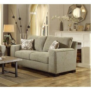 Price comparison Gowan Loveseat by Homelegance Reviews (2019) & Buyer's Guide