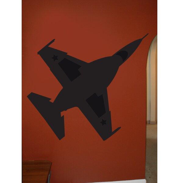 Wallhogs Haynes Silhouette Jet F16 Falcon Viii Cutout Wall Decal Wayfair