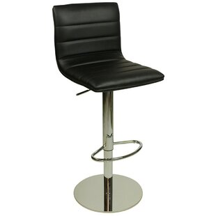 Denmark Height Adjustable Bar Stool By 17 Stories