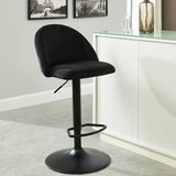 Briggs Swivel Adjustable Height Bar Stool by Mercer41