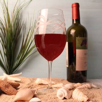Bay Isle Home Emile 17 Oz Stemless Wine Glass Reviews Wayfair