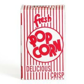 Movie Theater Popcorn Box by Great Northern Popcorn