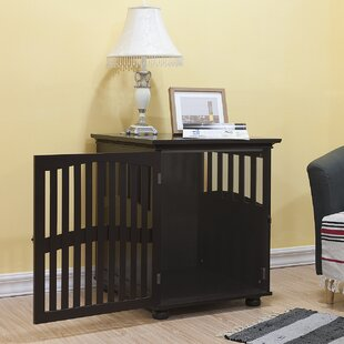 Brock Buddy Residence Pet Crate End Table