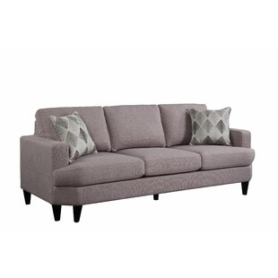 Bedworth Sofa w/2 Pillows by Brayden Studio