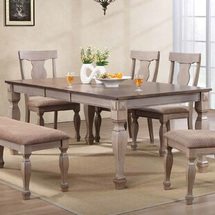 Shields Extendable Dining Table Winston Porter