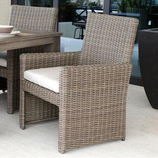 Coronado Patio Dining Chair with Cushion
