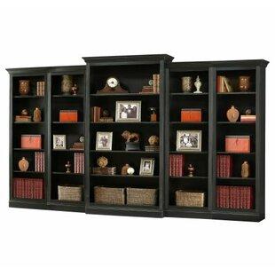 Bradburn Oversized Library Bookcase by Canora Grey Design