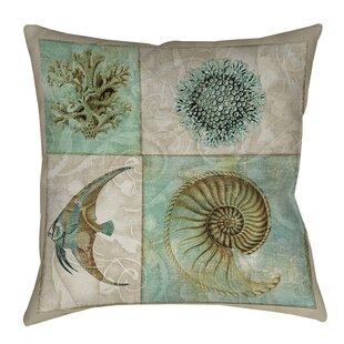 Reyna Indoor/Outdoor Throw Pillow