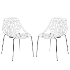 Birds Nest Side Chair (Set of 2) by Edgemod