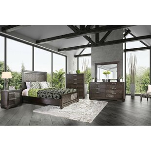 Bishop Storage Platform Configurable Bedroom Set by Mercer41