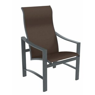 Kenzo Patio Dining Chair by Tropitone Great Reviews