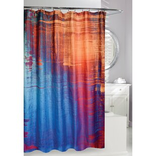 Leon Slub Single Shower Curtain