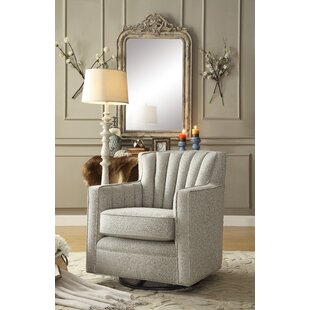 Where buy  Orion Swivel Armchair by House of Hampton