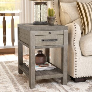 Brianne End Table by Union..
