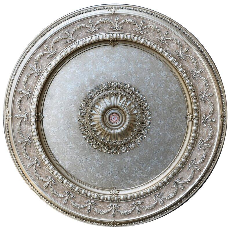 Art Frame Direct Round Ceiling Medallion Wayfair