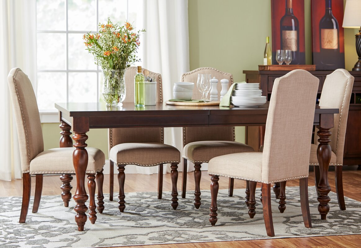 sicily extendable dining table reviews joss main default name