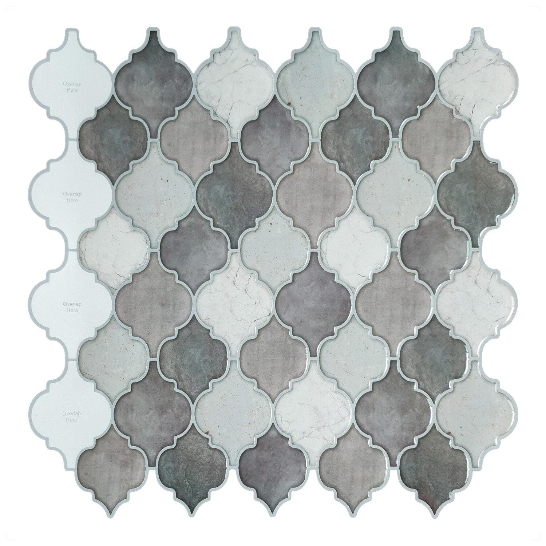 12 X Gel L Stick Mosaic Tile