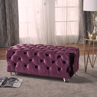 Lolita Tufted Cocktail Ottoman