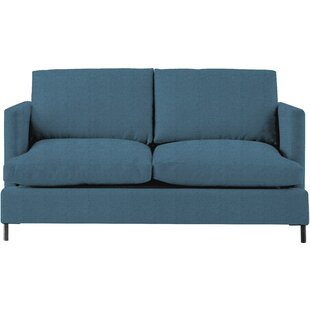 Yeomans 2 Seater Fold Out Sofa Bed By Mercury Row