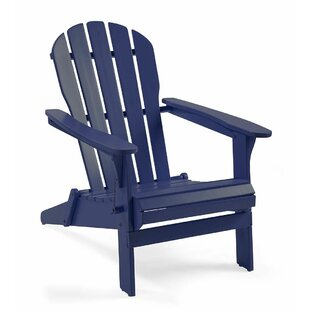 Plow & Hearth Wood Adirondack Chair
