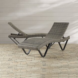 Alijah Chaise Lounge (Set of 2)