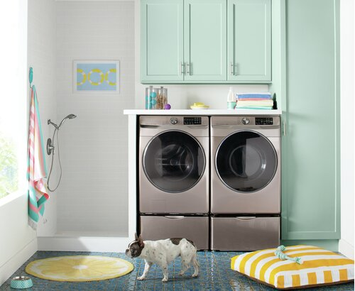 Green Laundry Room Design Ideas Wayfair