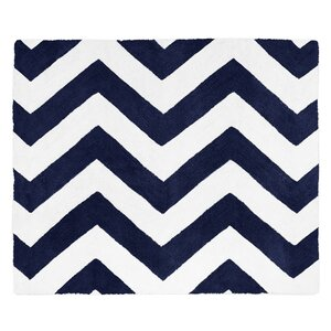 Chevron Floor Rug