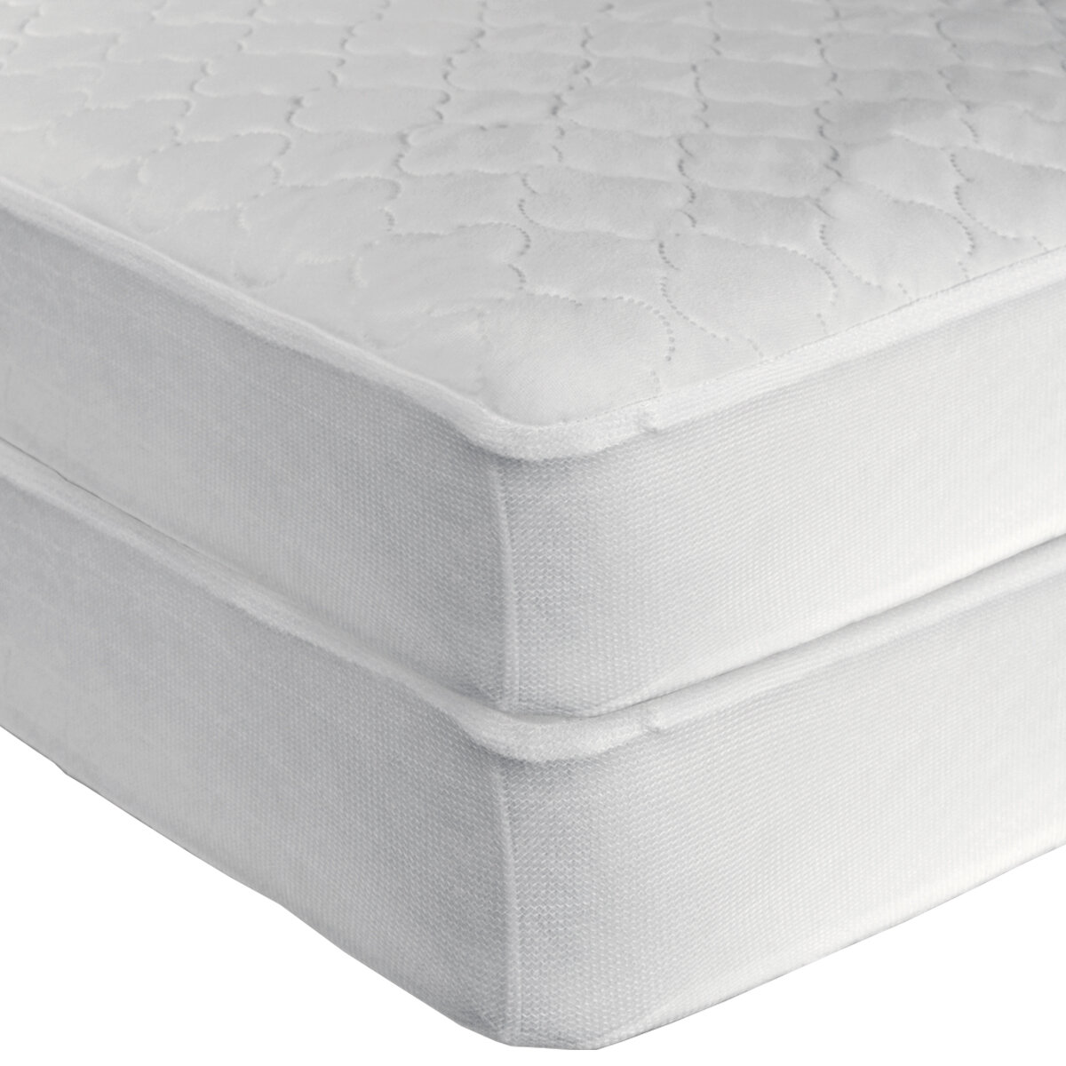 Very Helpful Crib Mattress Pad Sealy Waterproof Crib Mattress Pad u0026 Reviews | Wayfair