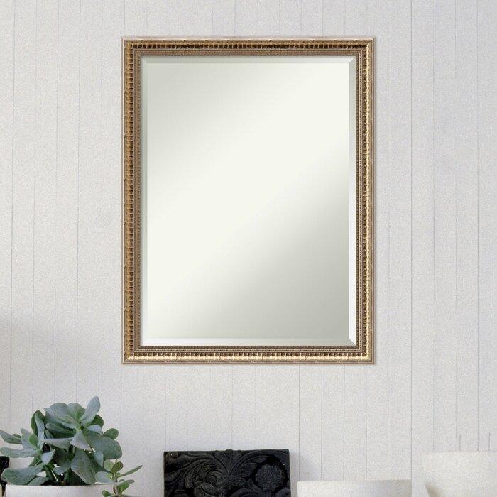 Red Barrel Studio Framed Wall Mirror   Wayfair.ca