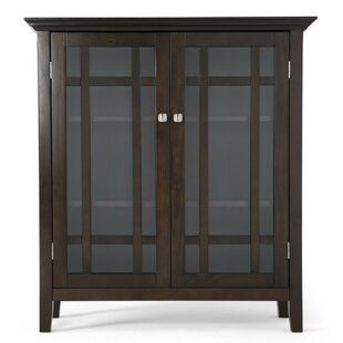 Inexpensive Bedford 2 Door Accent Cabinet By Simpli Home