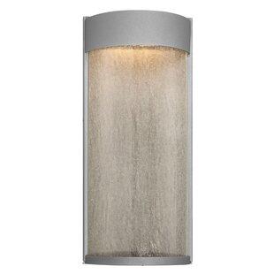 Modern Forms Rain 2-Light LED Outdoor Flush Mount