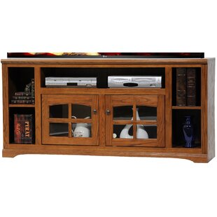 Buy clear Rocky TV Stand for TVs up to 65 by Breakwater Bay Reviews (2019) & Buyer's Guide